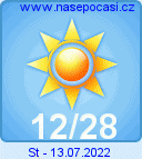počasí Brno