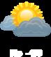 Через 4 дня - погода в Чехии